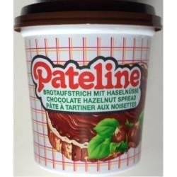 Pateline шоколадно-ореховая паста 400г Голандия.