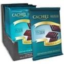 Премиум шоколад Cachet 70% Extra Dark Chocolate экстра темный, 300гр. Бельгия