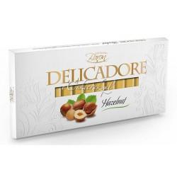 """Шоколад Delicadore Hazelnut - Черный шоколад """"Лесной орех"""" 200г"""