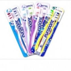 Зубные щетки Eurodont X-pro 2 шт.Германия.