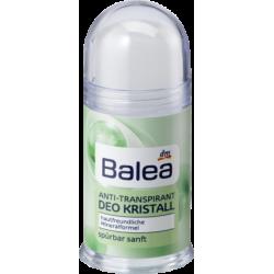 Сухой дезодорант Balea кристалл для чувствительной кожи.