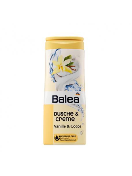 Balea Гель для душа с кремом vanille&cocos 300 мл
