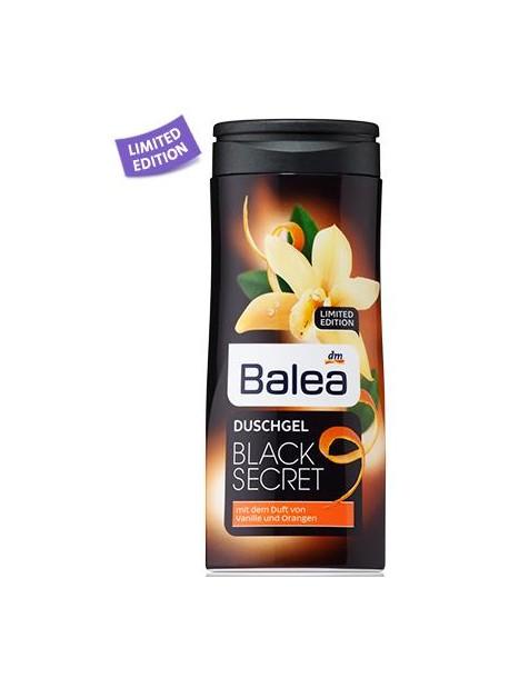 Balea Black secret гель душа 300мл.