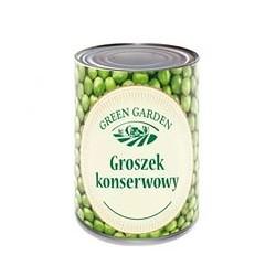 Green Garden Groszek Konserwowy горошек консервированный  400мл.