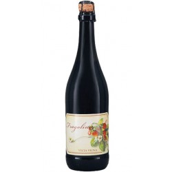 Вино игристое Fragolino Rosso vecia vigna 750г.Италия.