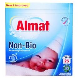 Детский стиральный порошок Almat Non Bio 2кг 25 стирок Германия.