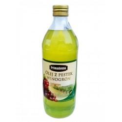 Масло из виноградных косточек Primadonna olej z pestek winogron 1л.