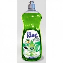 Средство для мытья посуды Herr Klee Зелёное яблоко 1 л Германия.