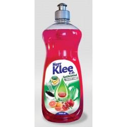 Средство для мытья посуды Herr Klee Гранат-Грейпфрут 1 л Германия.