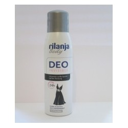 Антиперспирант rilanja Body Deo Invisible 150мл