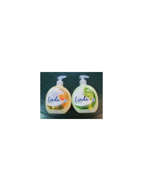 Жидкое мыло Linda в ассортименте 500ml