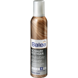 "Balea Invisible Power Schaumfestiger - Пенка для укладки волос ""Невидимая сила"", 250 мл"
