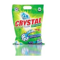 Универсальный стиральный порошок - концентрат Crystal performance - 3 кг. Германия.
