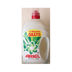 ARIEL WHITES + COLORS  4,380 л  65 стирок Германия.