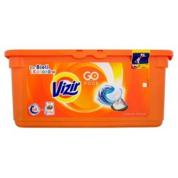 Капсулы для стирки Vizir (визир) 3в1 универсальные с Ленором, 42 шт.Германия.