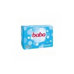 Кусковое мыло детское Baba lanolin 125г