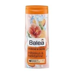 Balea гель-крем для душа Гибискус и Нектарин 300мл Германия.