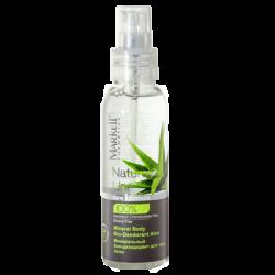 Минеральный био-дезодорант для тела Алоэ Natural Line Markell