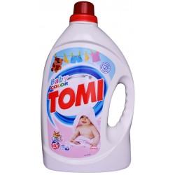 Детский жидкий стиральный порошок TOMI Baby 3.95 л 60 стирок