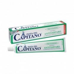 Pasta del Capitano Protezione Antitartaro.Зубная паста для профилактики зубного камня для взрослых 75 мл.Италия.