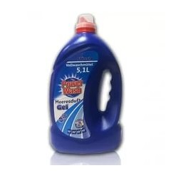 Бесфосфатный гель для стирки Power Wash vollwaschmittel-5,1l