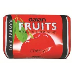 dalan fruits vitamin care soap туалетное мыло 150г Турция.