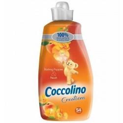 "Ароматизированый Ополаскиватель Coccolino Sensation Blushing Poppies&Peach ""Персик"" 2л.(57стирок)Италия."