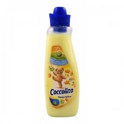 Кондиционер для белья Coccolino Happy Yellow, 1 л Италия.