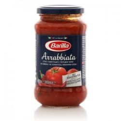 Barilla Arrabbiata томатный соус с перцем чили 400 г Италия