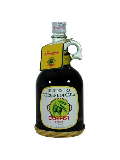 Оливковое масло Pedimonte Coppini Extra Vergine 1l бутылка с ушком.
