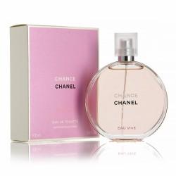Туалетная вода Chanel Chance eau VIVE (Шанель Шанс Вив)