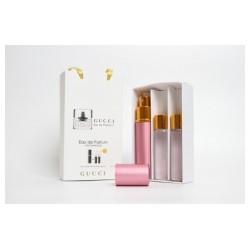 Мини парфюм Gucci Eau De Parfum II (Гучи О Де Парфюм 2) с ферамонами 3*15 мл.