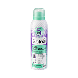 Дезодорант-спрей Balea Deo spray Antitranspirant 5in1 Protection 200 мл