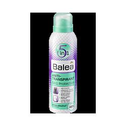 Дезодорант-спрей Balea Deo spray Antitranspirant 5in1 Protection 200 мл