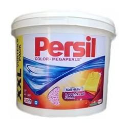 Persil Color Megaperls бесфосфатный стиральный порошок 10кг ведро 130 стирок