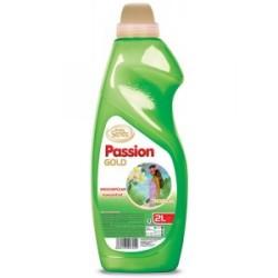 Passion Gold Ополаскиватель 2 л. Tropical (зеленый) (57 стирок)