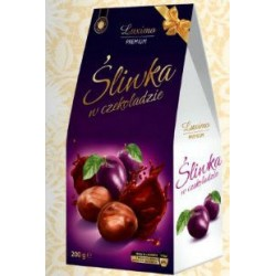 Luximo чернослив в шоколаде 200г Польша