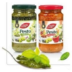 Cоус Sottile Gusto Pesto в асортименте 190g(Польша)