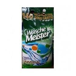 Стиральный порошок Wasche Meister универсальный, 10,5 кг Германия.