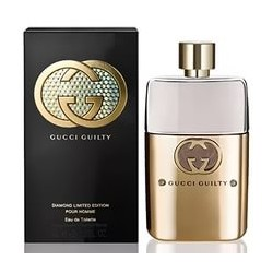 Мужская туалетная вода Gucci Guilty Diamond Limited Edition Pour Homme