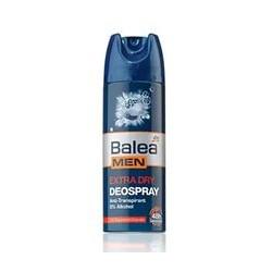 Дезодорант-спрей Balea men deospray Extra Dry 200мл