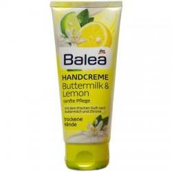 Крем для рук Balea Buttermilk & Lemon 100 мл Германия.