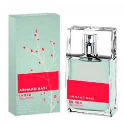 Туалетная вода Armand Basi In Red Eau Fraiche