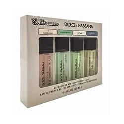 Подарочный набор Dolce&Gabbana с феромонами 4 по 15ml