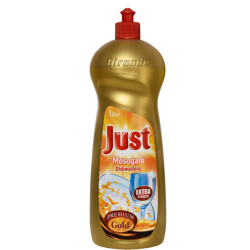 Гель для мытья посуды Just Gold 1 liter