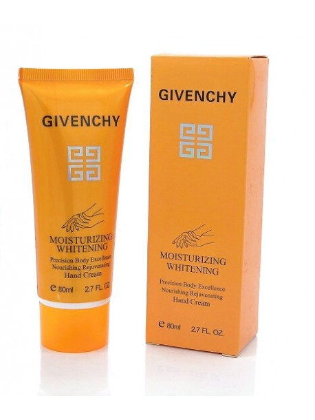 Givenchy Крем для рук Givenchy Moisturizing Whitening 80ml