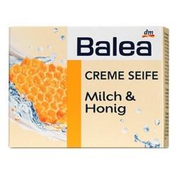 Мыло кусковое BALEA Мёд и молоко 150 г