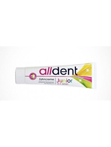 Детская зубная паста Alldent Junior от 6 лет 100мл