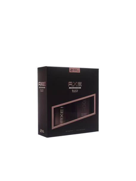Набор Axe Black Night (Deo/150ml + sh/gel/250ml)