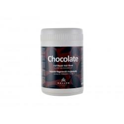 Kallos Cosmetics Chocolate Mask Маска для сухих и поврежденных волос 1л.